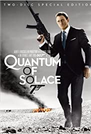 Quantum of Solace: The Music Poster