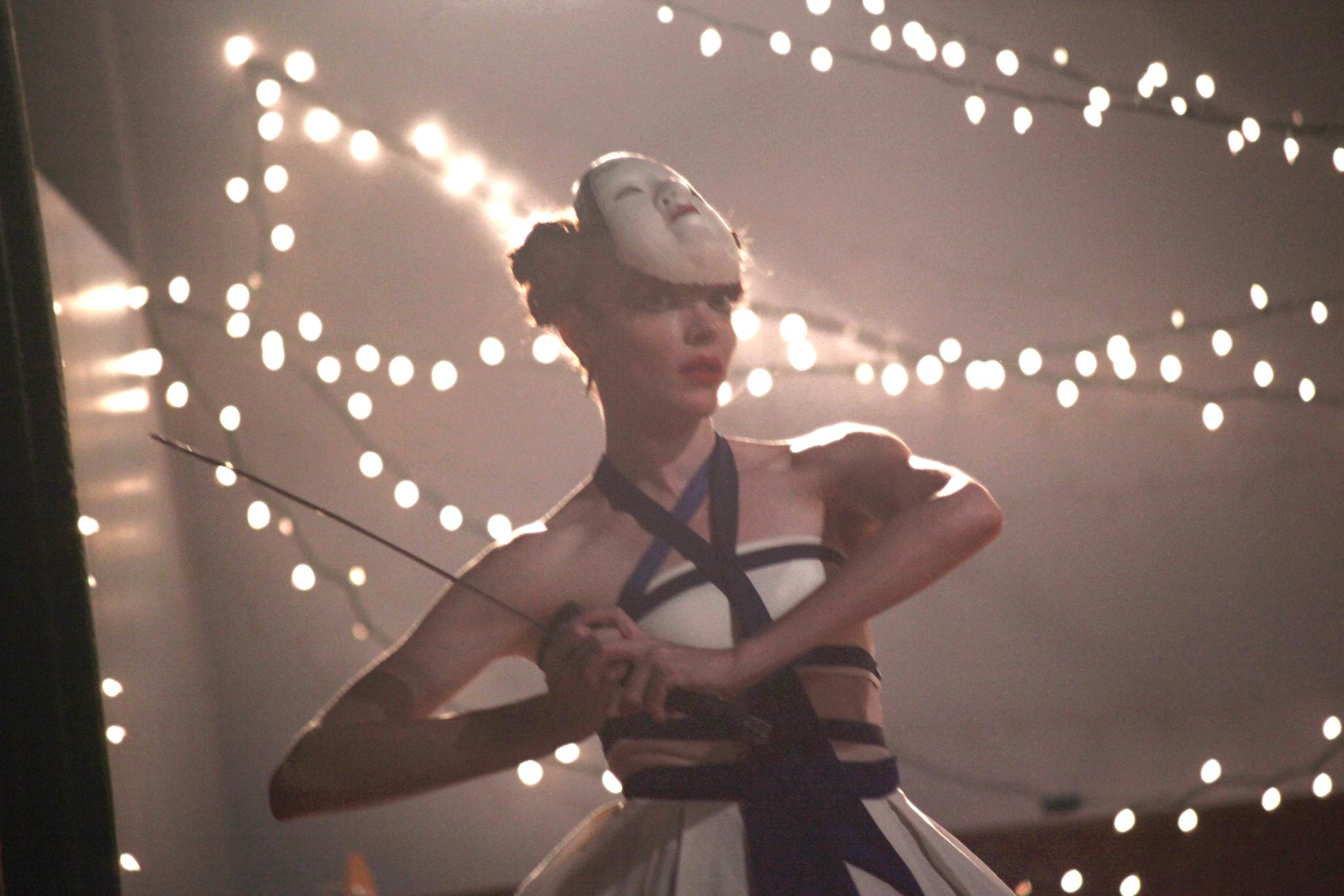 Nicole LaLiberte in Girls Against Boys (2012)