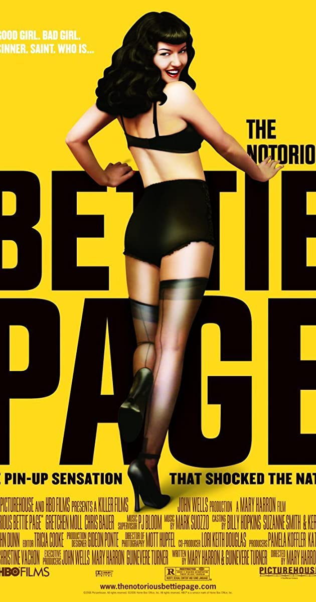 b86d1b7a9 The Notorious Bettie Page (2005) - Full Cast   Crew - IMDb