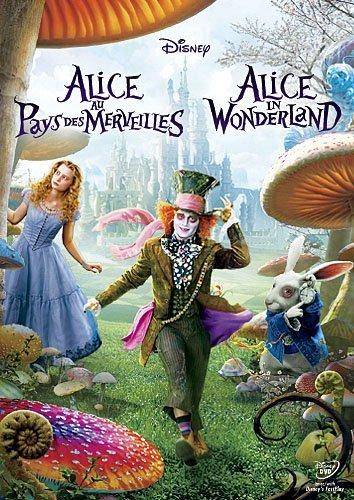 Poster Alice in Wonderland (2013)