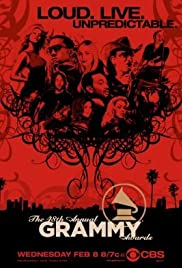 The 48th Annual Grammy Awards Poster
