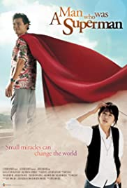 A Man Who Was Superman Poster