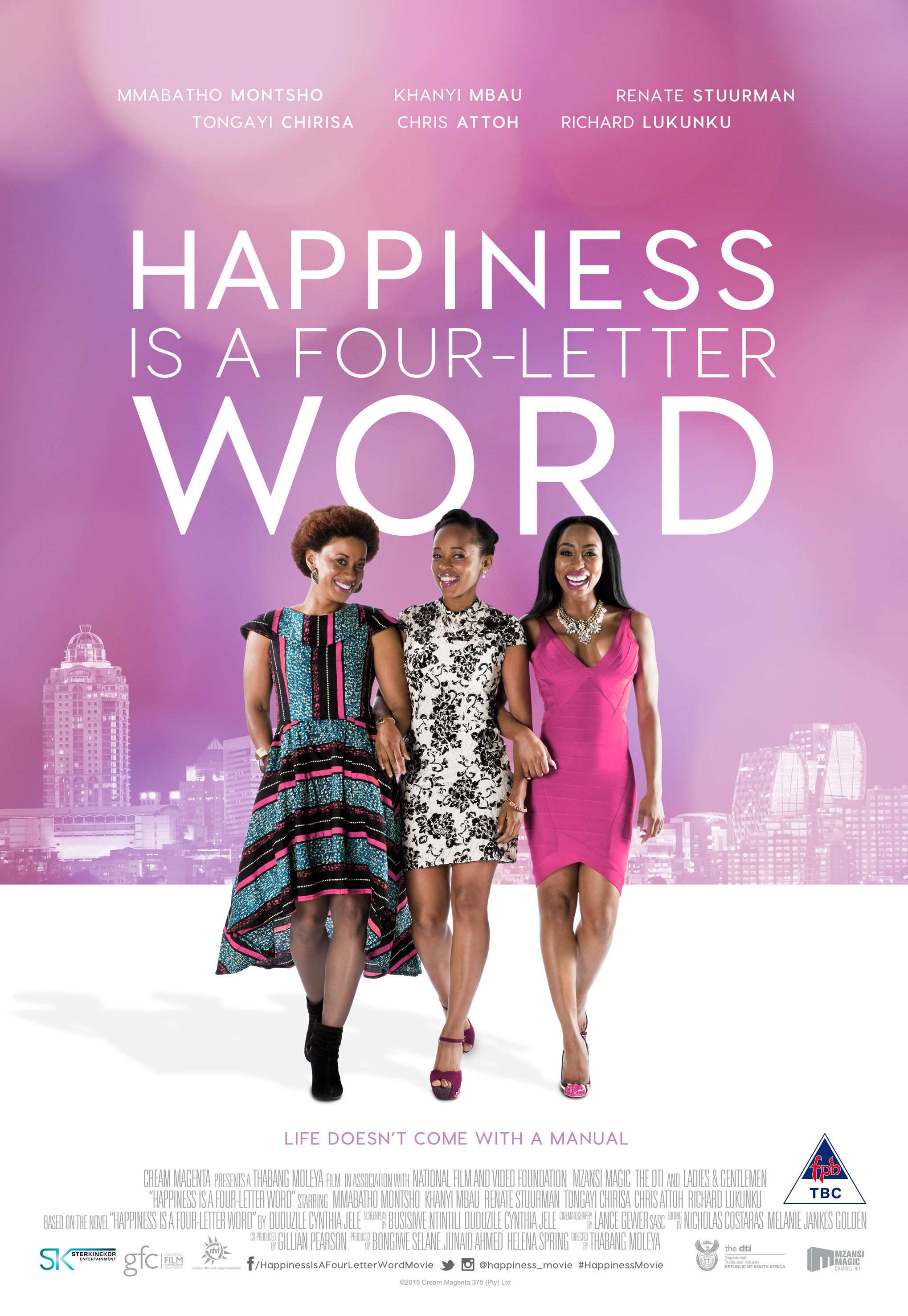 Happiness Is a Four letter Word (2016)   IMDb