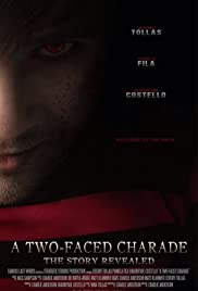 A Two-Faced Charade Poster