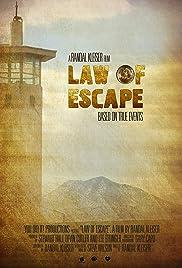 Law of Escape Poster