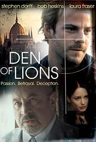 Stephen Dorff, Bob Hoskins, and Laura Fraser in Den of Lions (2003)