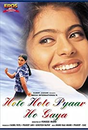 Hote Hote Pyar Hogaya(1999) Poster - Movie Forum, Cast, Reviews