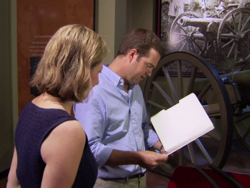 Chris O'Donnell in Who Do You Think You Are? (2010)