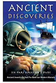 Ancient Discoveries Poster - TV Show Forum, Cast, Reviews