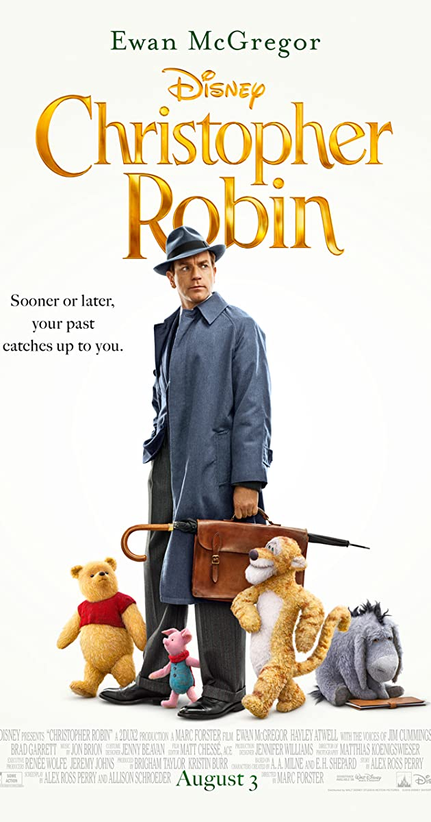 Watch Full HD Movie Christopher Robin (2018)