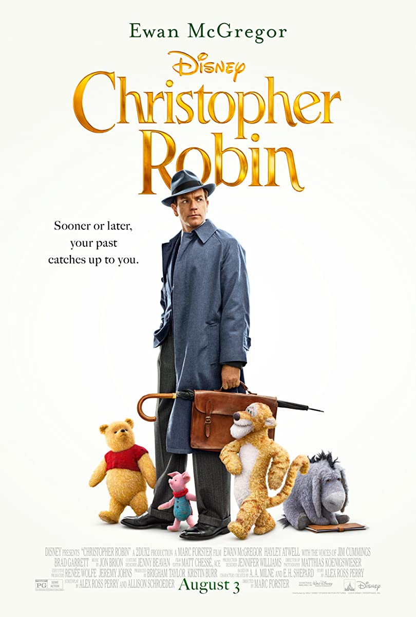 christopher robin 2018 release info imdb rh imdb com Christopher Robin 2018 Characters Winnie the Pooh Christopher Robin 2018