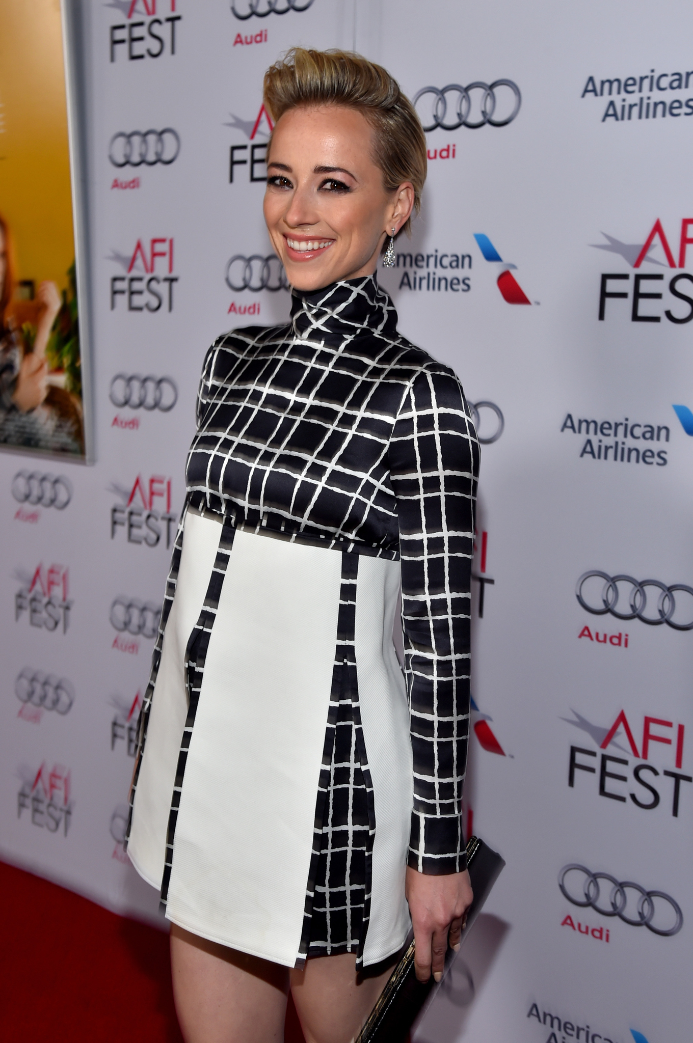 Karine Vanasse at an event for Mommy (2014)