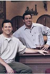 Adam Carolla and Jimmy Kimmel in The Man Show (1999)