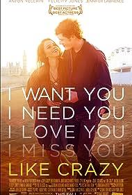 Felicity Jones and Anton Yelchin in Like Crazy (2011)