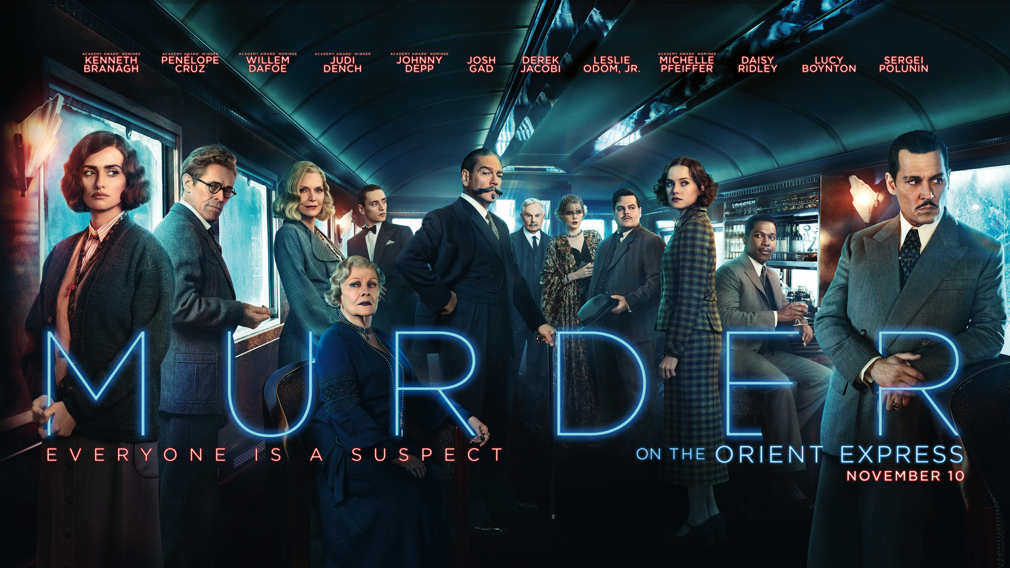 Murder on the Orient Express (2017) - Photo Gallery - IMDb