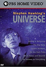 Stephen Hawking's Universe Poster - TV Show Forum, Cast, Reviews
