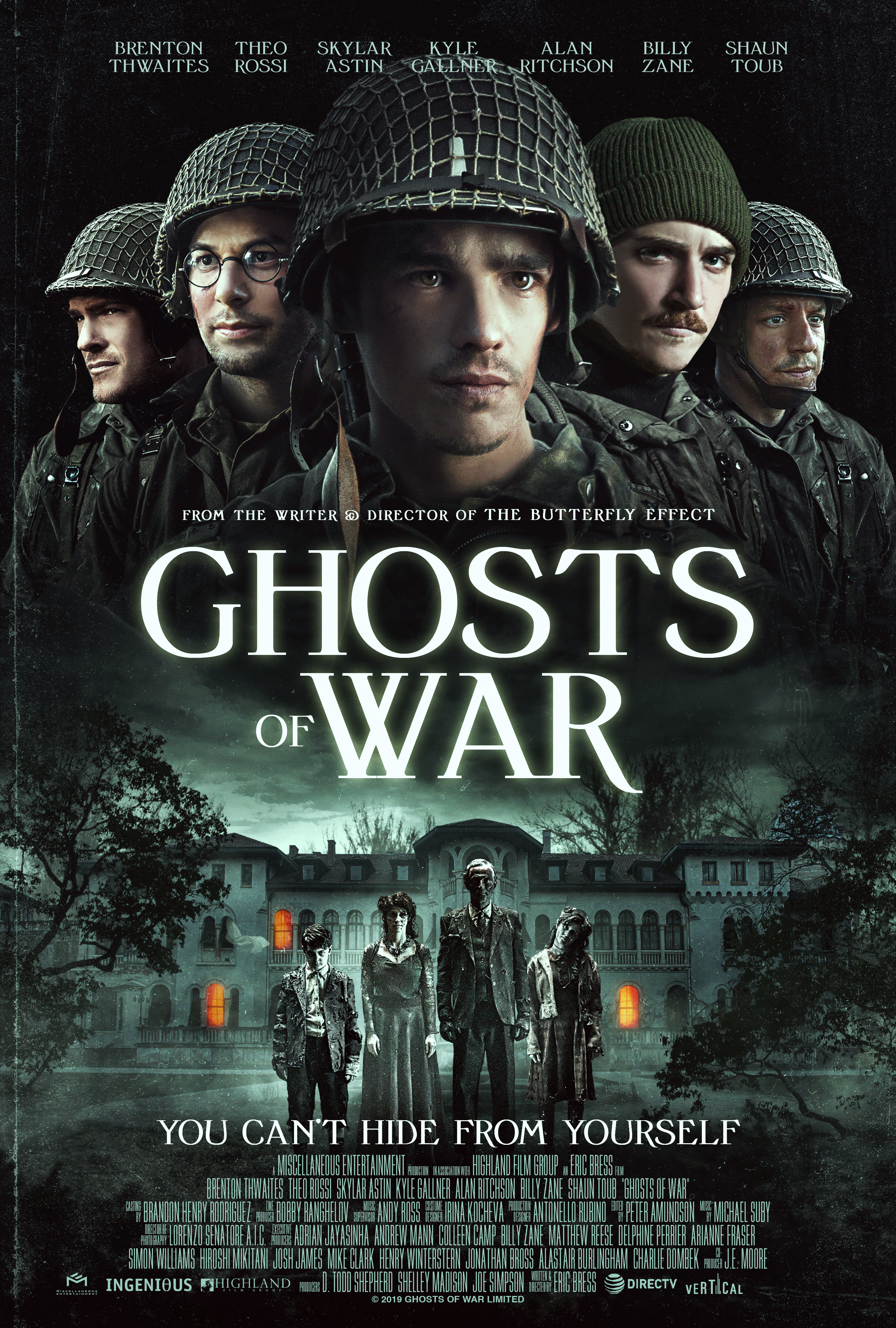 Ghosts Of War 2020 Imdb War photography involves photographing armed conflict and its effects on people and places. ghosts of war 2020 imdb