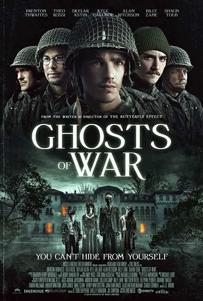 Ghosts of War | 2020 | English | 1080p | 720p | WebRip