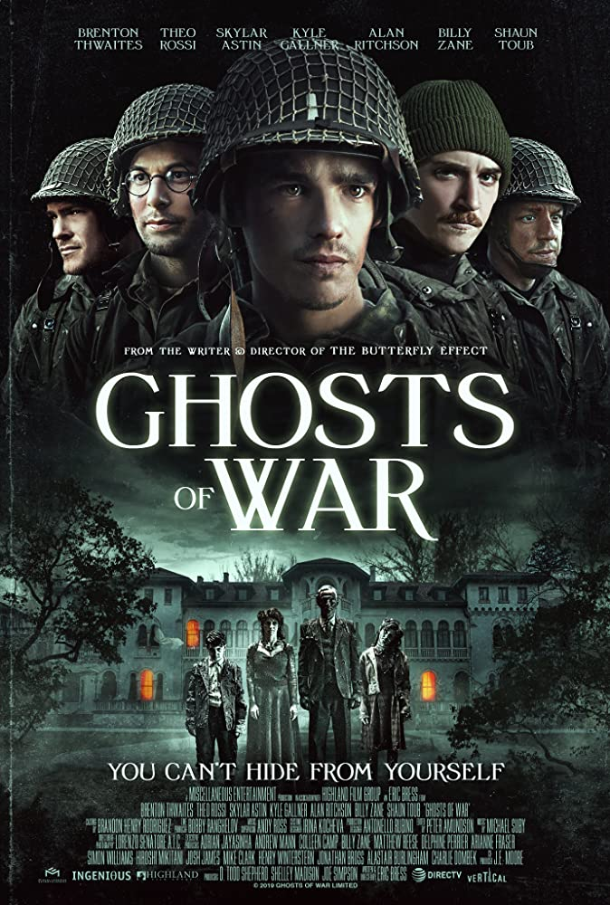Ghosts of War (2020) English 720p HDRip Esubs DL