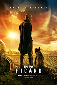 "Sir Patrick Stewart returns to Star Trek in ""Star Trek: Picard,"" coming in 2020."