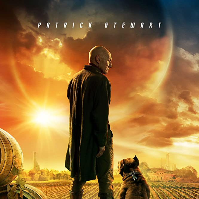 Patrick Stewart in Star Trek: Picard (2019)