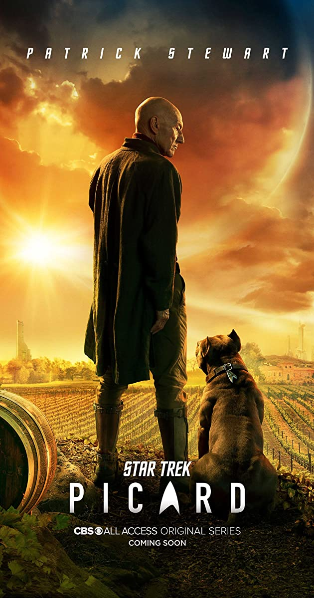 Download Star Trek: Picard or watch streaming online complete episodes of  Season2 in HD 720p 1080p using torrent