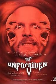 WWF Unforgiven (2001) Poster - Movie Forum, Cast, Reviews