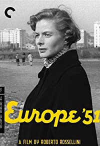 Primary photo for Europe '51