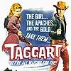 Dan Duryea, Elsa Cárdenas, Jean Hale, and Tony Young in Taggart (1964)