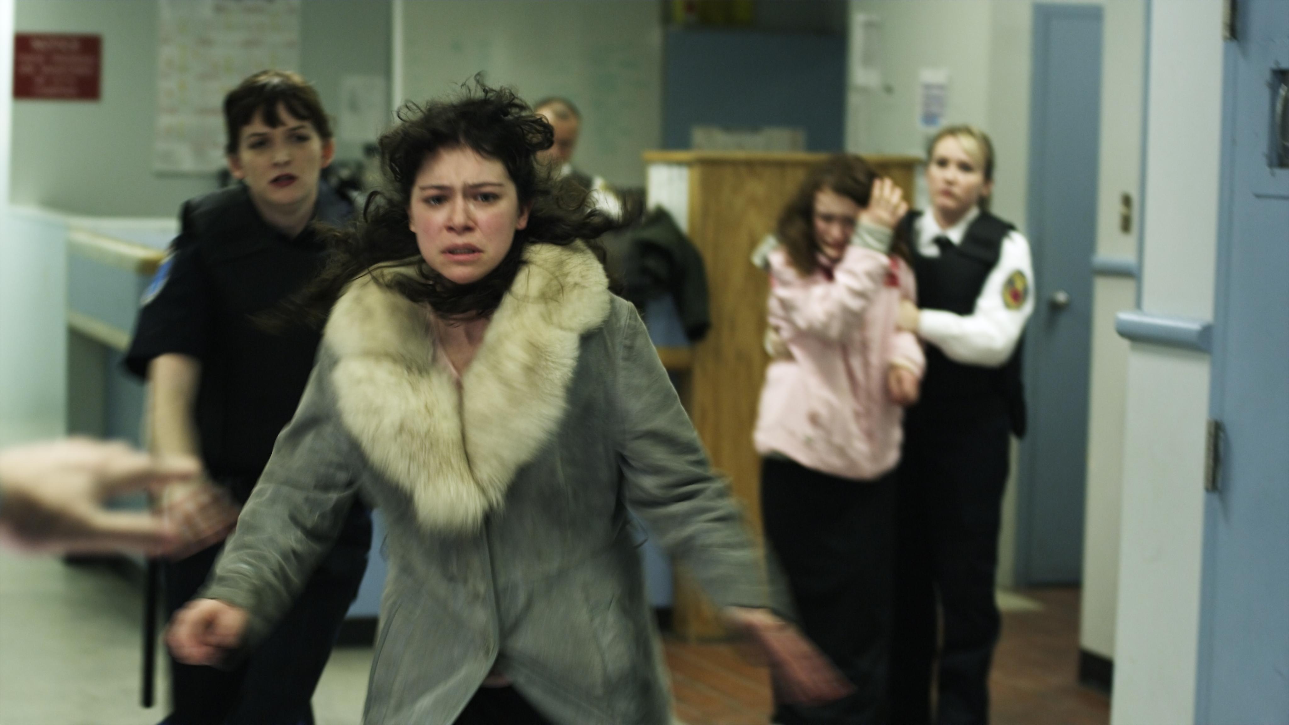 Tatiana Maslany in Grown Up Movie Star (2009)