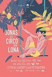 Jonas and the Backyard Circus Poster