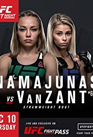 UFC Fight Night: Namajunas vs. VanZant