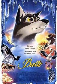 Kevin Bacon, Bridget Fonda, Bob Hoskins, Phil Collins, Jim Cummings, and Robbie Rist in Balto (1995)