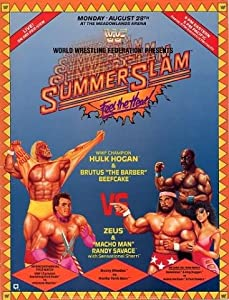Watch live tv movies Summerslam USA [movie]