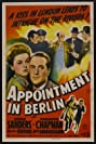 Appointment in Berlin (1943) Poster