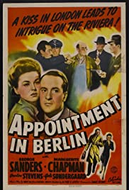 Appointment in Berlin Poster