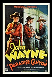 Paradise Canyon (1935) Poster - Movie Forum, Cast, Reviews