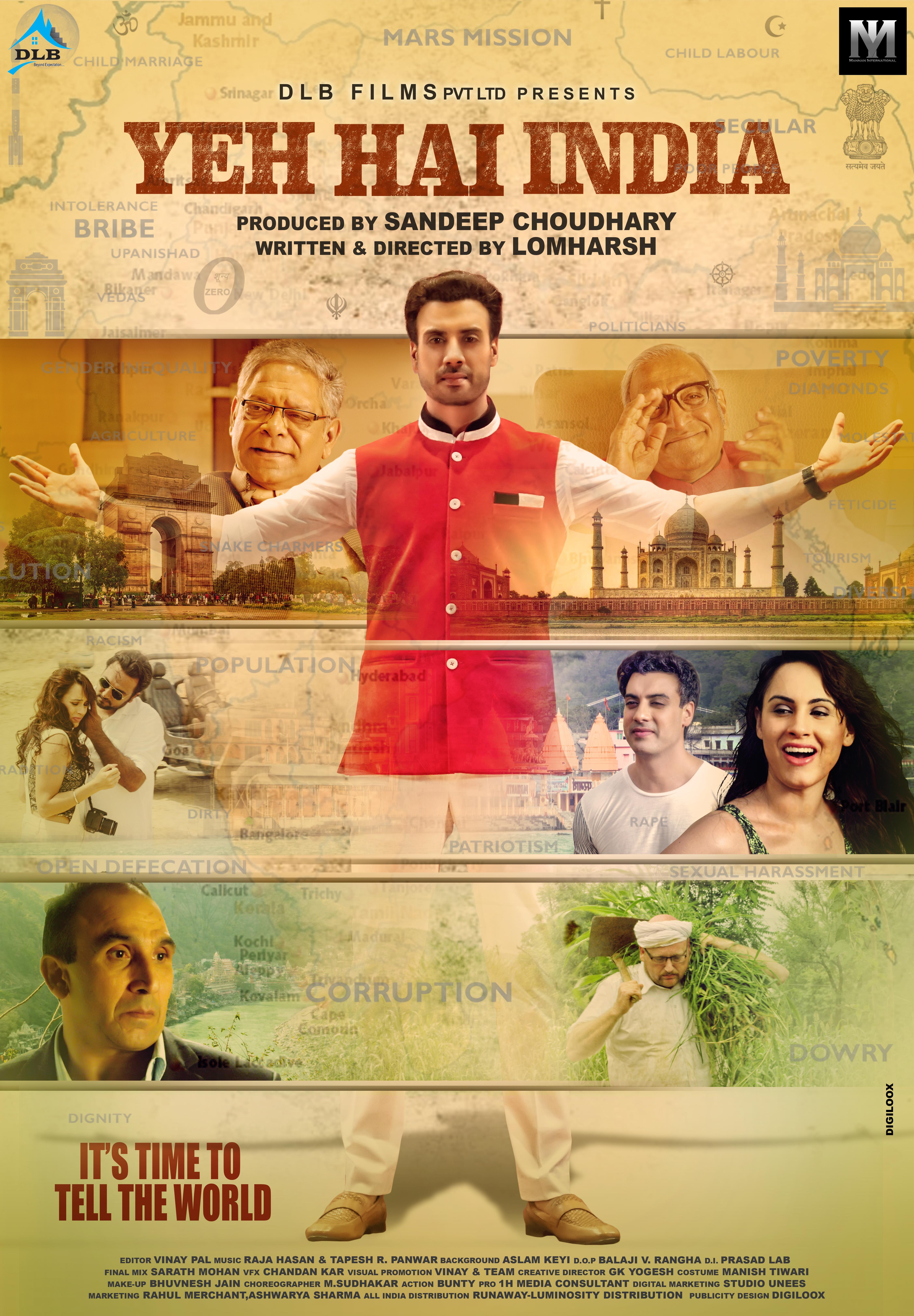 Yeh Hai India (2017) - Photo Gallery - IMDb