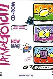 Tamagotchi CD-ROM Poster