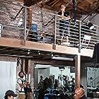 Michael Dorn, Derek Ting, Sam Mutch, and Scott Chaffee in Agent Revelation (2021)