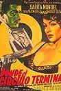 Donde el círculo termina (1956) Poster