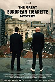 The Great European Cigarette Mystery Poster