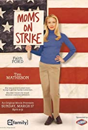 Mom's on Strike Poster