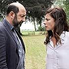 Kad Merad and Anna Mouglalis in Baron noir (2016)