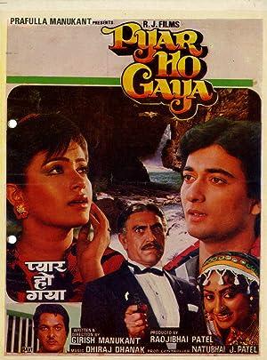 Pyar Ho Gaya movie, song and  lyrics