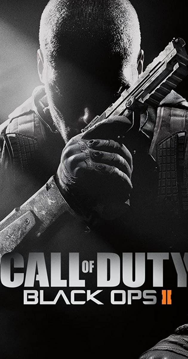 Call Of Duty Black Ops Ii Video Game 2012 Call Of Duty Black