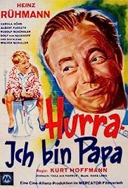 Hurrah! I'm a Papa Poster