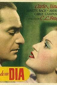 Annette Bach in Tutta la vita in ventiquattr'ore (1943)