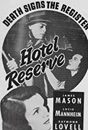 Hotel Reserve (1944) Poster - Movie Forum, Cast, Reviews