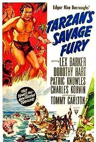 Primary photo for Tarzan's Savage Fury